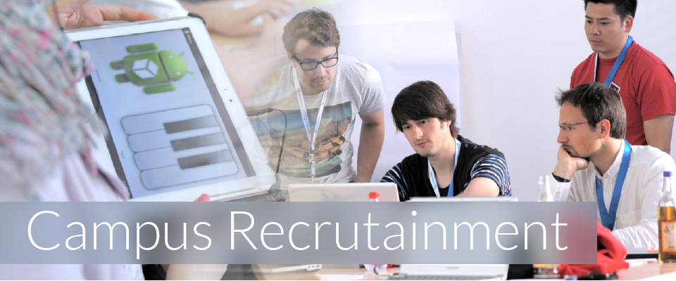 Campus Recrutainment
