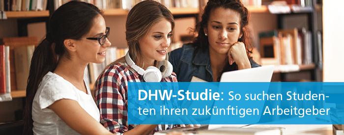 Karriereplanung bei Studenten